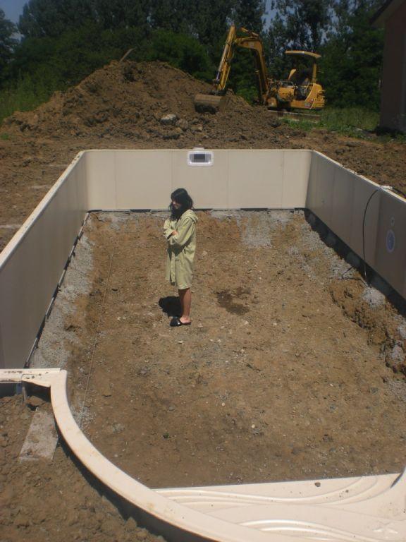 la piscine 3 remblaiement la piscine 4 la mise en eau la piscine 6 jour nuit. Black Bedroom Furniture Sets. Home Design Ideas