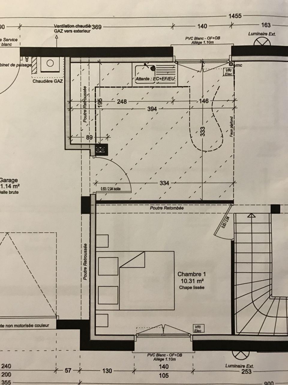 avis sur plan de cuisine 23 messages. Black Bedroom Furniture Sets. Home Design Ideas