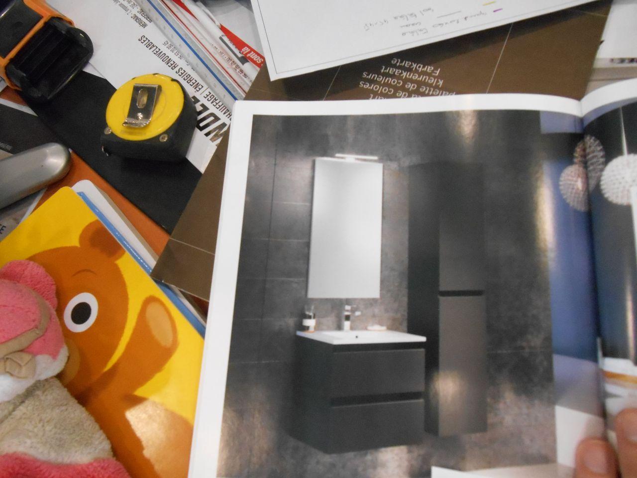 Wendel - Miroir pour salle de bain (2 pour double vasque)