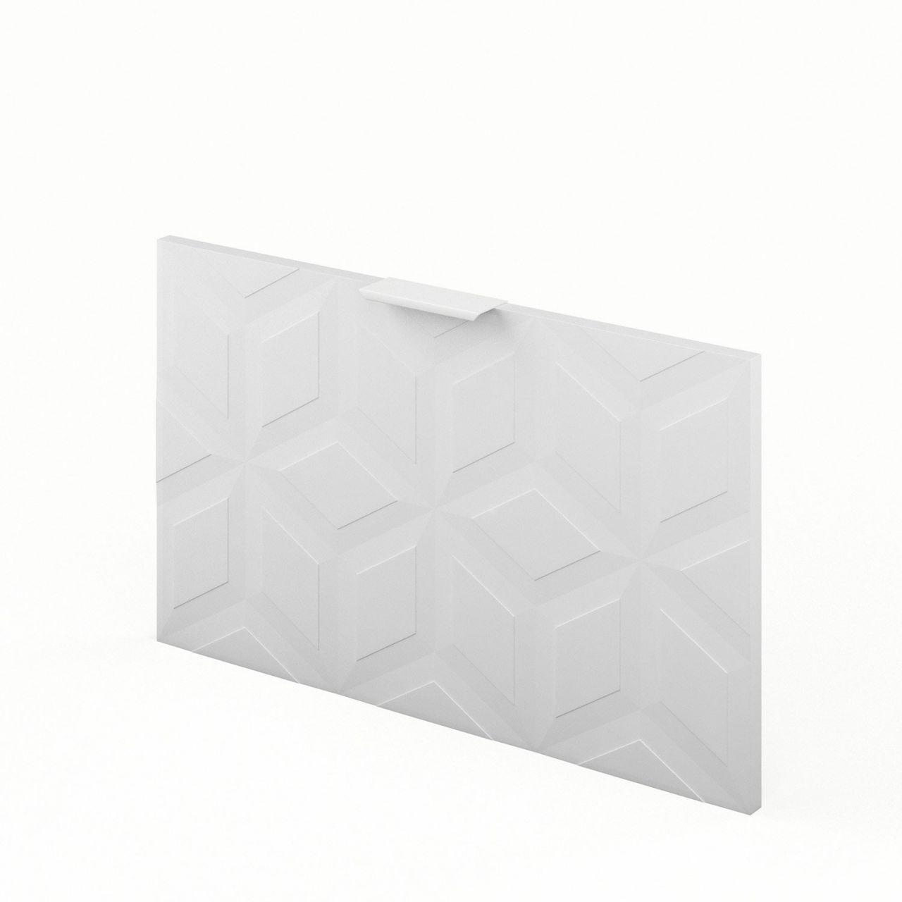 façade origami chez Le roi Merlin