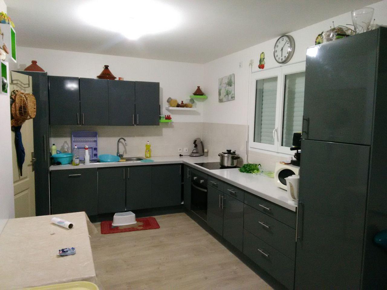 fourrures tuyaux et gaines au faux plafond du rdc faux plafond placo rdc st aubin du. Black Bedroom Furniture Sets. Home Design Ideas