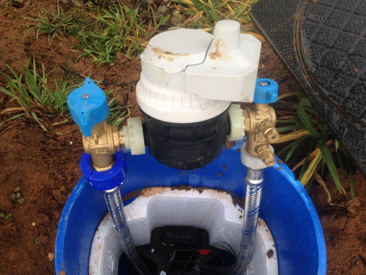 Pose robinet col de cygne de chantier 7 messages for Col de cygne chantier