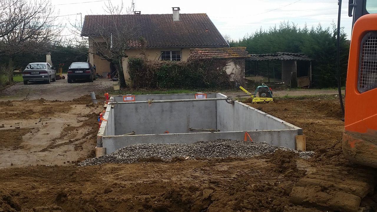 Isolation avant plancher chauffant plancher chauffant - Quel prix pour une piscine ...