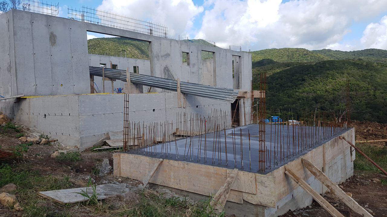 Petites news ferraillage piscine guadeloupe for Piscine beton coule