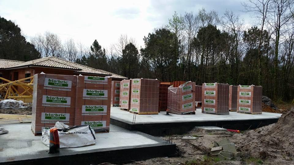 Briques livrées 31 mars 2017