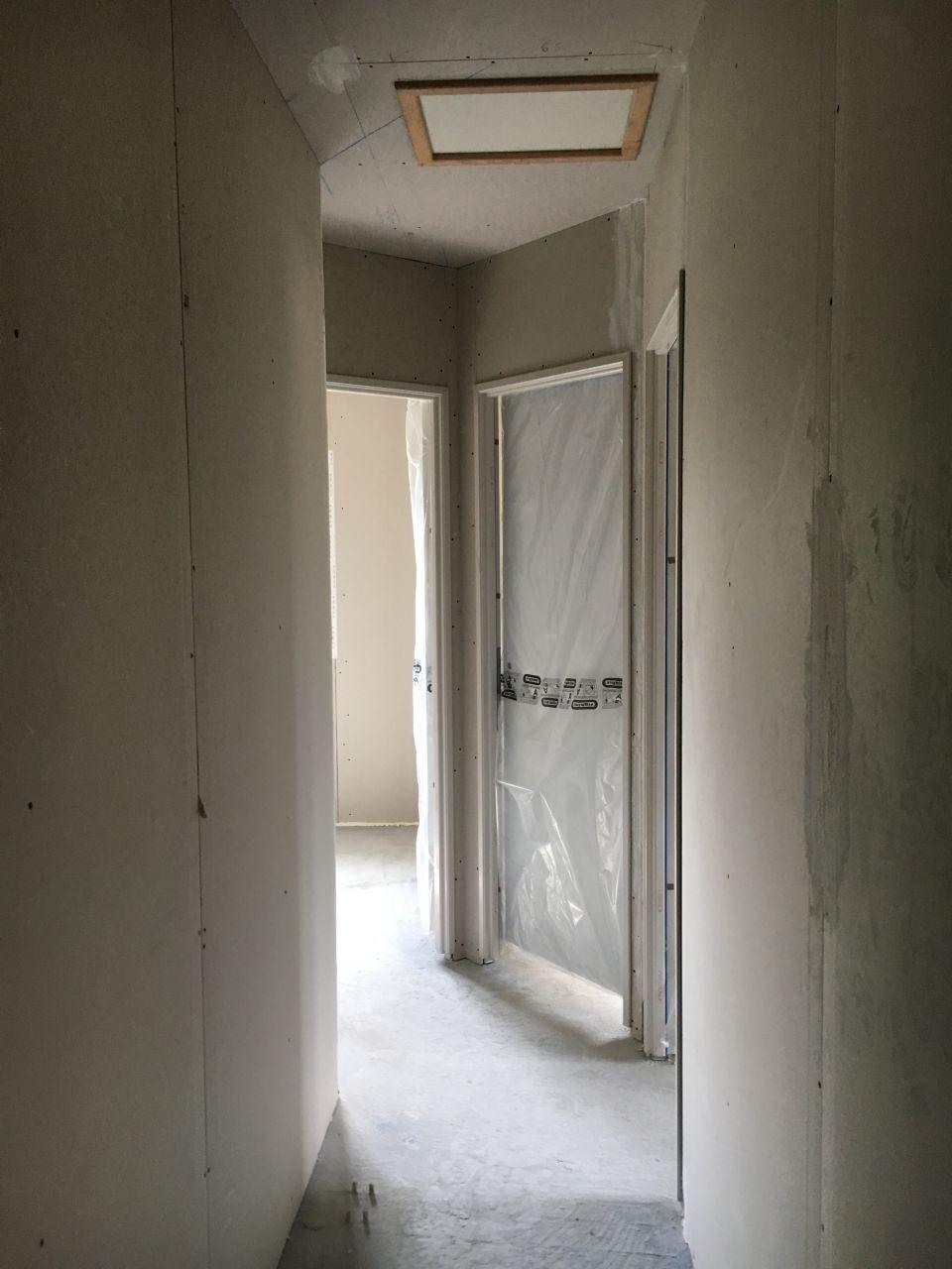 dégagement de l'étage