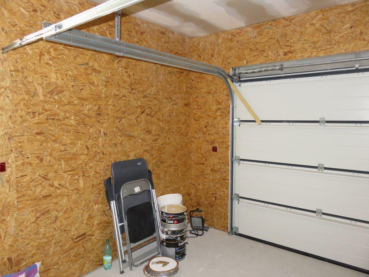 OSB garage