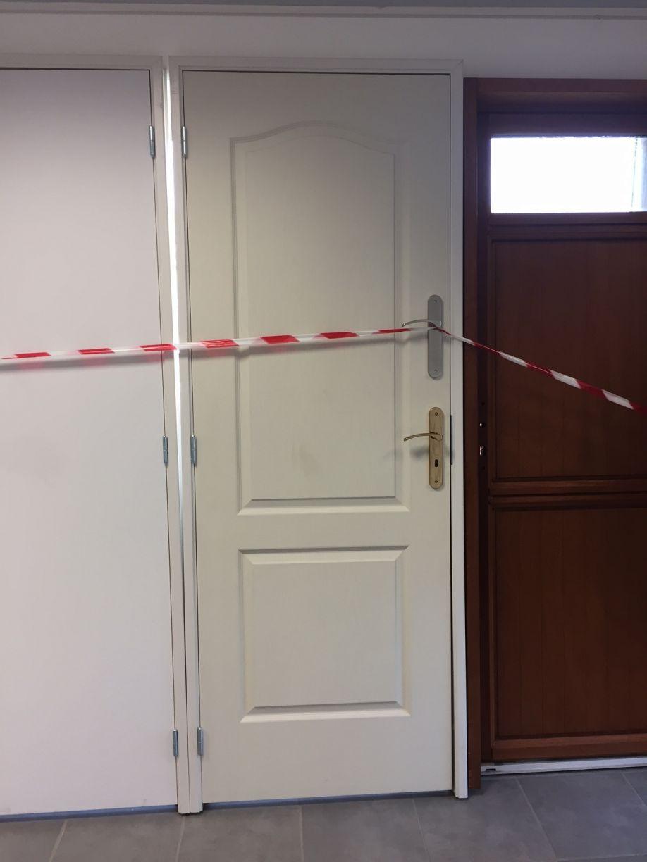 Porte intérieur avec poignée Laiton CMSP