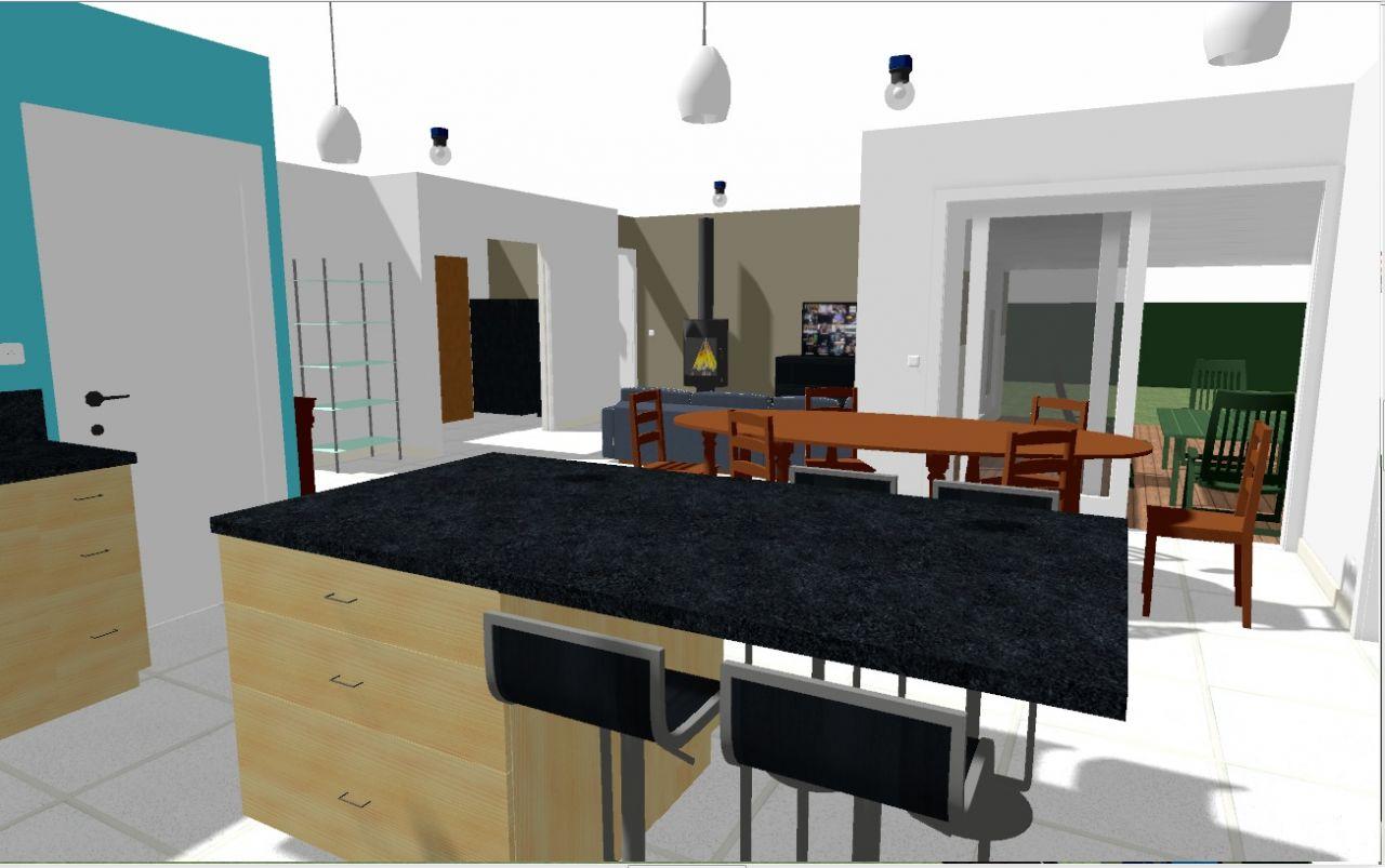 Chief Archi - cuisine salon