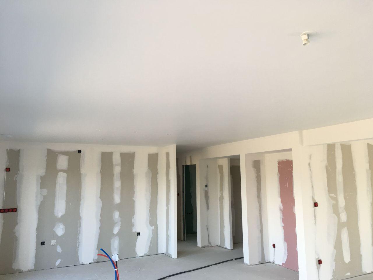 Plafond espace jour