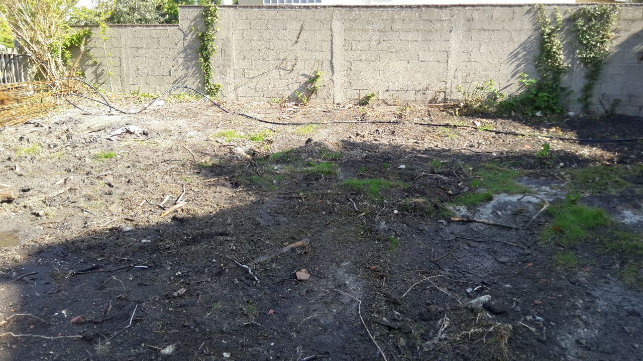 la fuite de la nappe d'eau bouché par la société PAVITEC