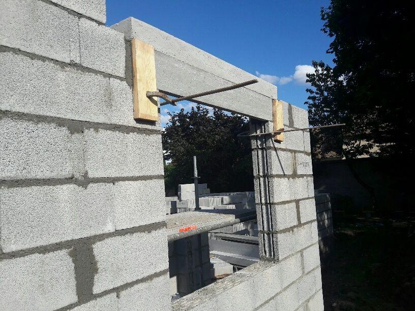 Elevation des murs - Jour 3