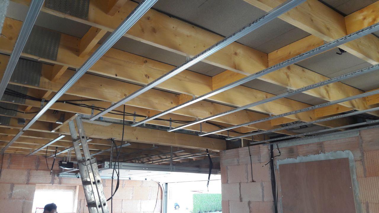 rails de plafond rdc