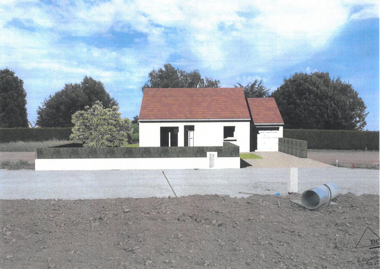 Voici à quoi devrait ressembler la maison !