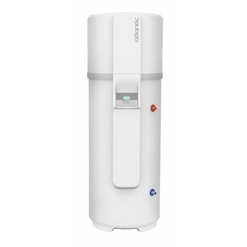 Pour respecter la norme RT2012, j'ai choisi ce Chauffe-eau thermodynamique - classe énergétique A - 250 L Calypso ATLANTIC