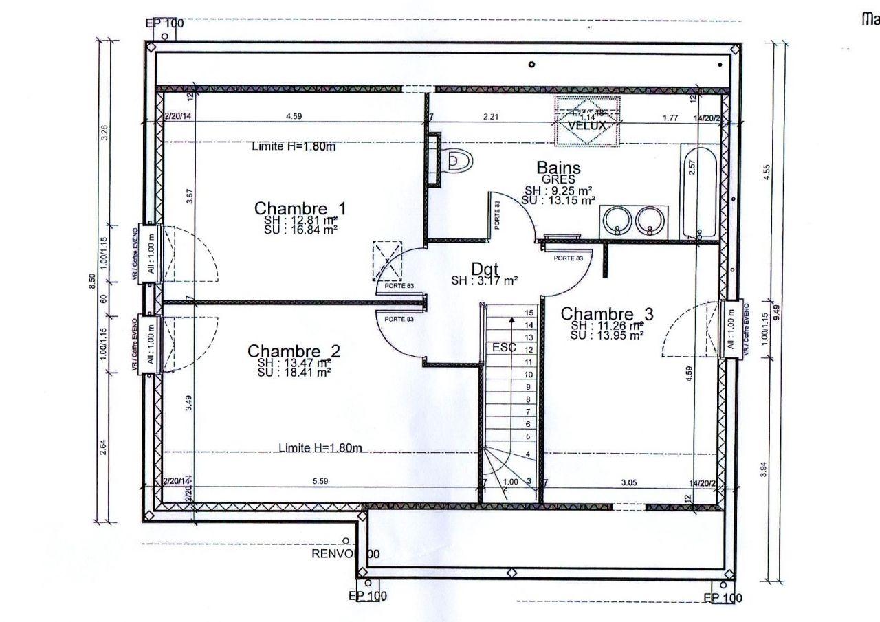 Etage plan définitif pour dépôt PC