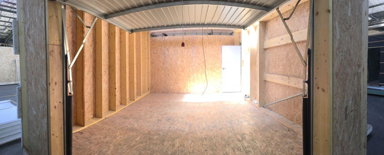 Le module garage.
