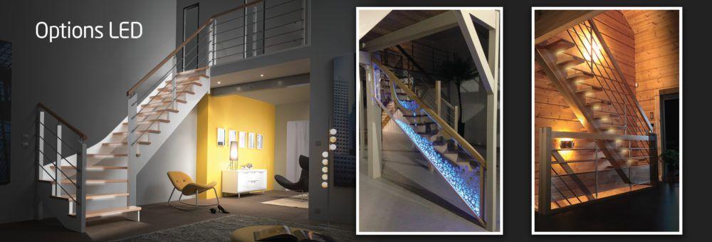 LED d'escalier Flin