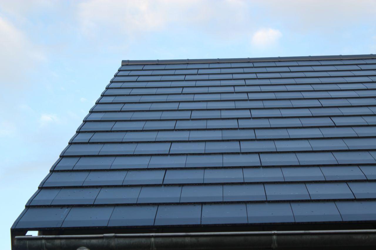 détail du toit