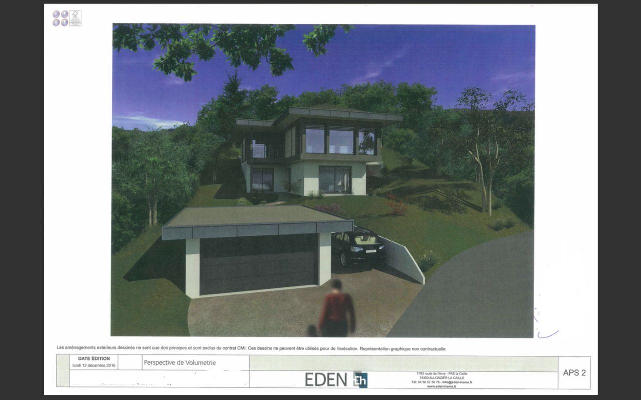 photo 3d du projet