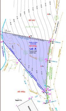 plan géomètre