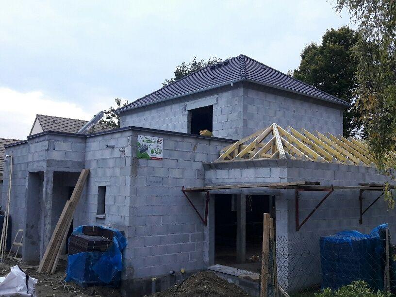 Pose toiture/couverture - En cours
