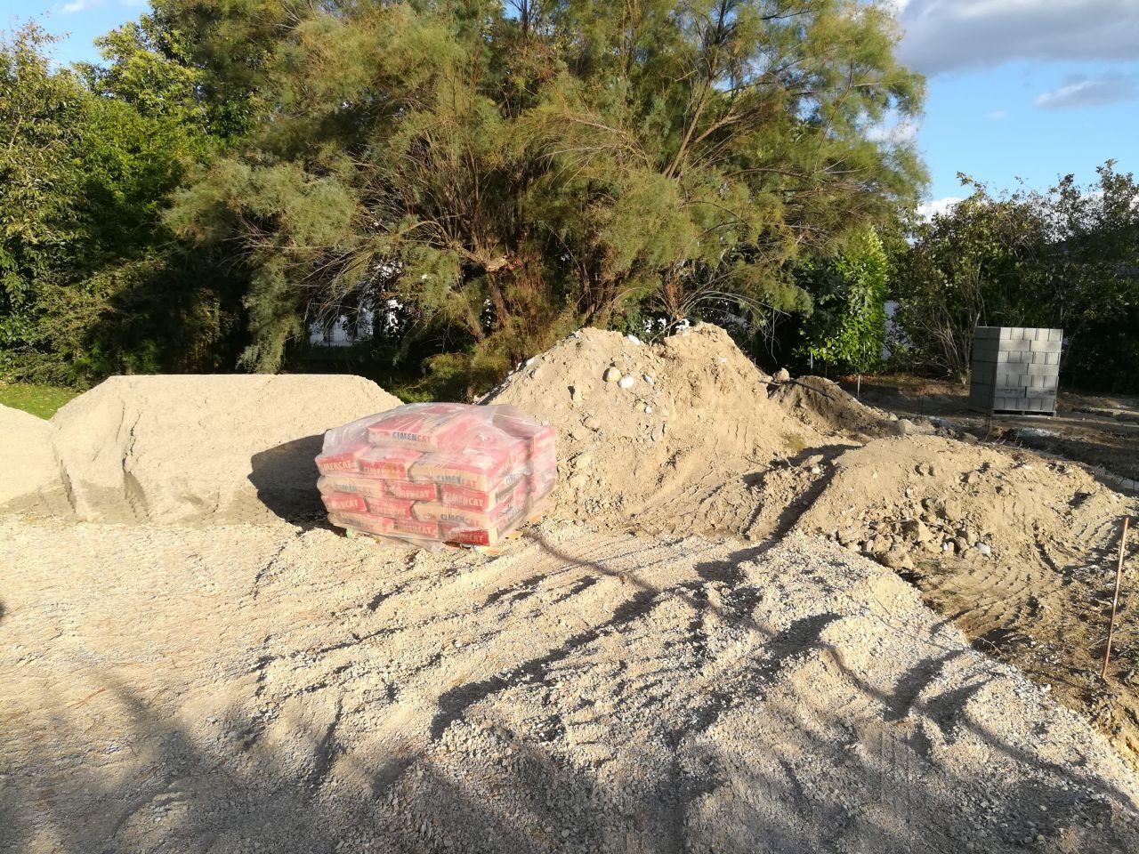 livraison sable
