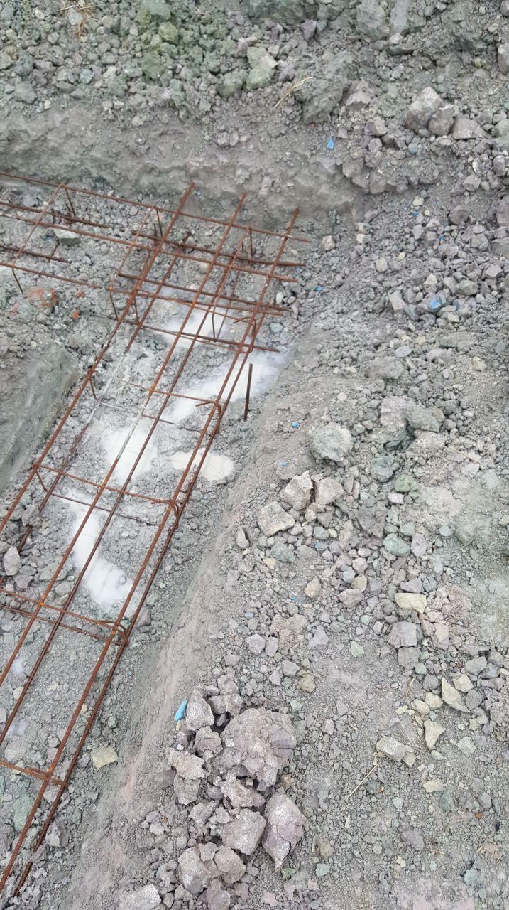 Feraillage fondations