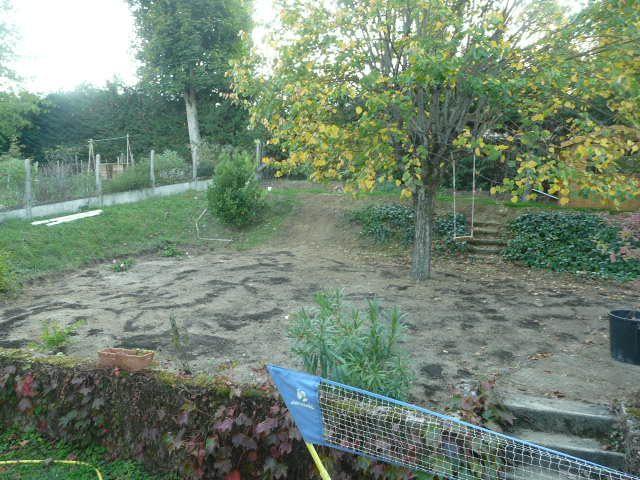 Le jardin une fois semée
