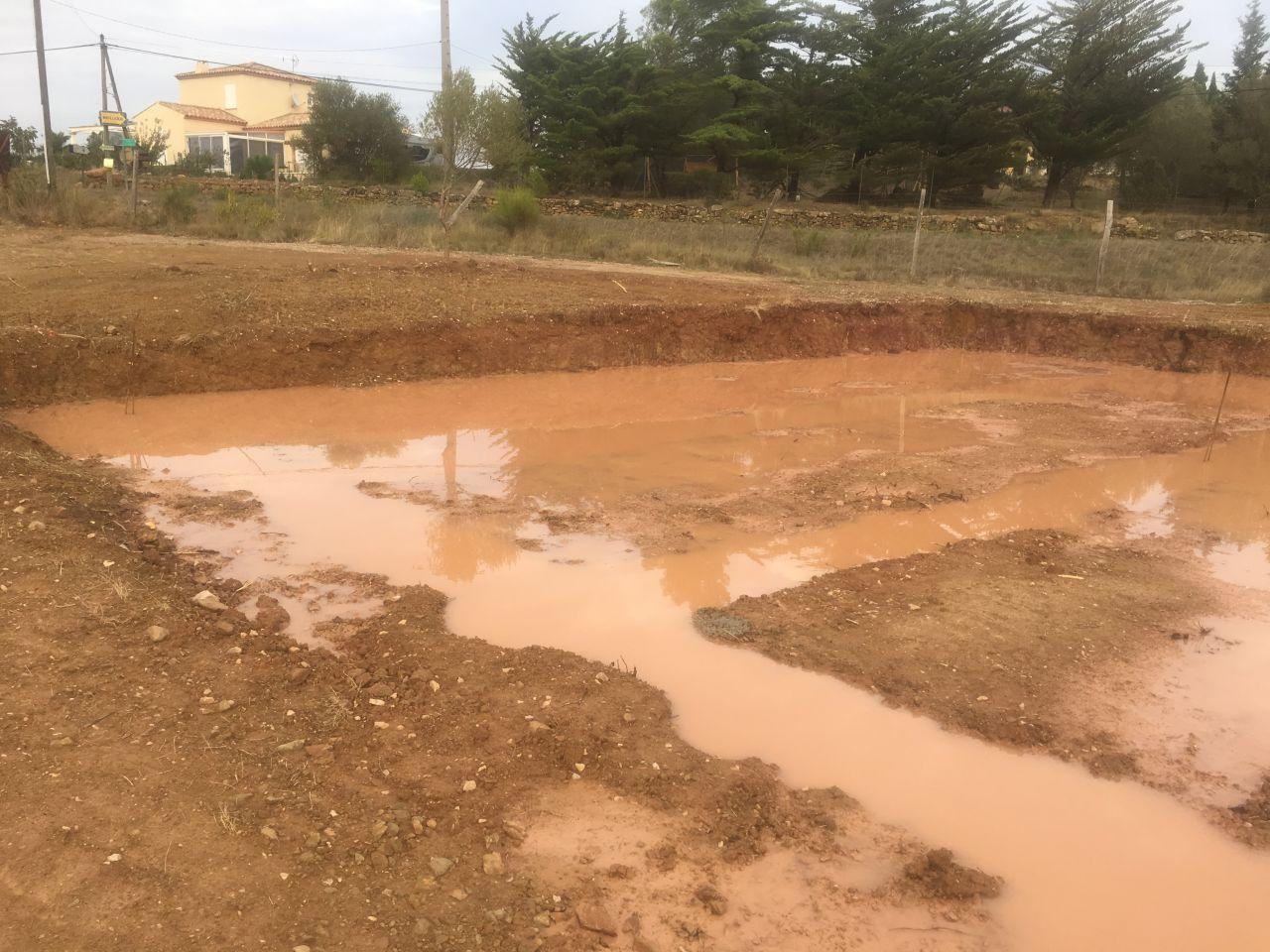 Inondations des fondations