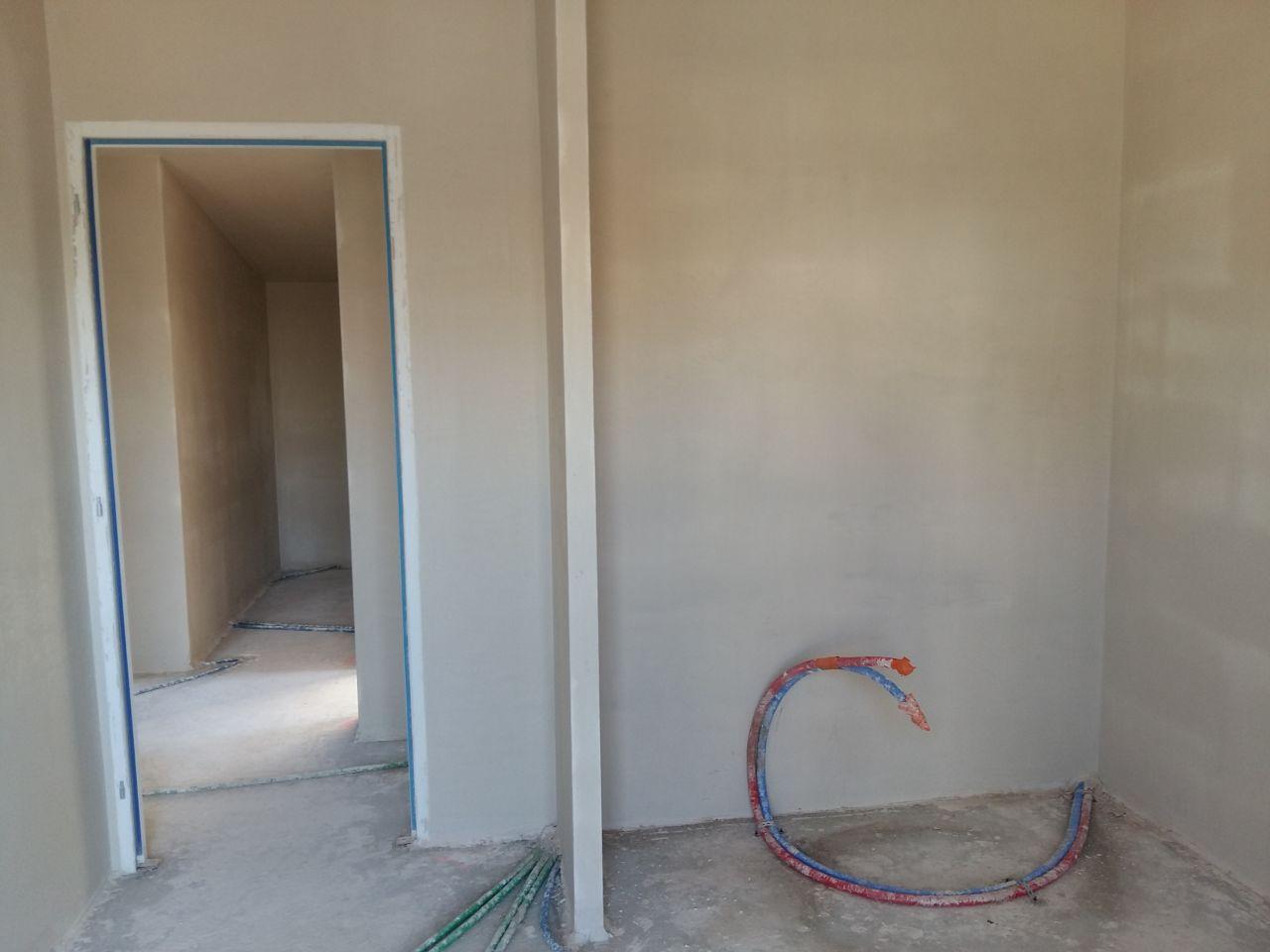 plâtres chambre 2 étage