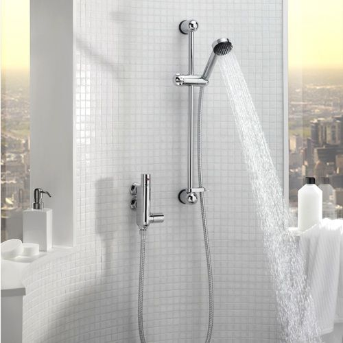 awesome salle de bain mosaique blanche gallery awesome interior home satellite. Black Bedroom Furniture Sets. Home Design Ideas