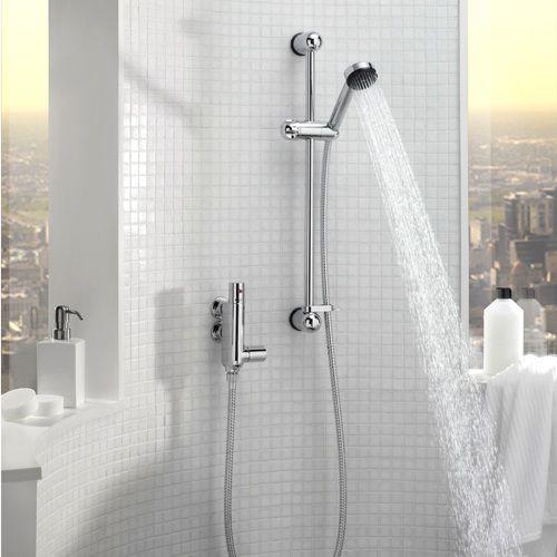 Modif plan de maison avec mezzanine trois bassins reunion for Mosaique salle de bain blanche