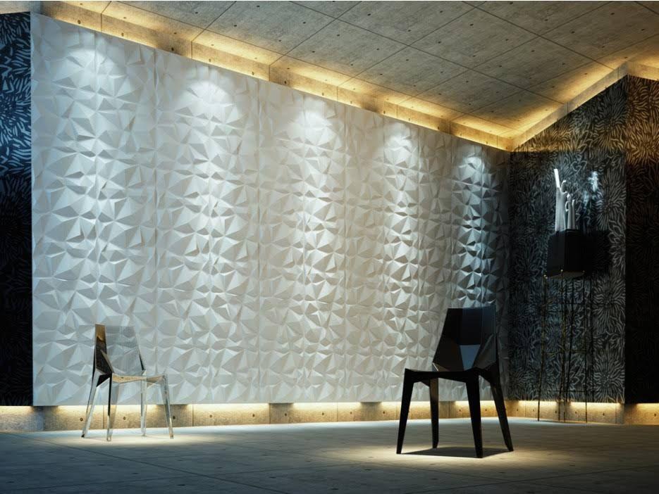 mur de la chambre wall art 3D