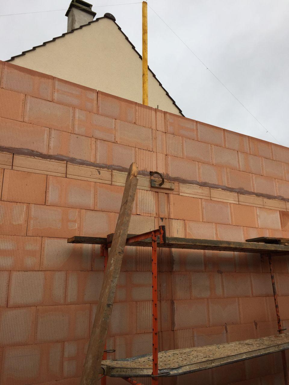 Mur du garage