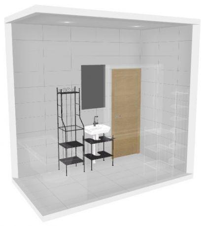 Salle de bains des enfants par IKEA