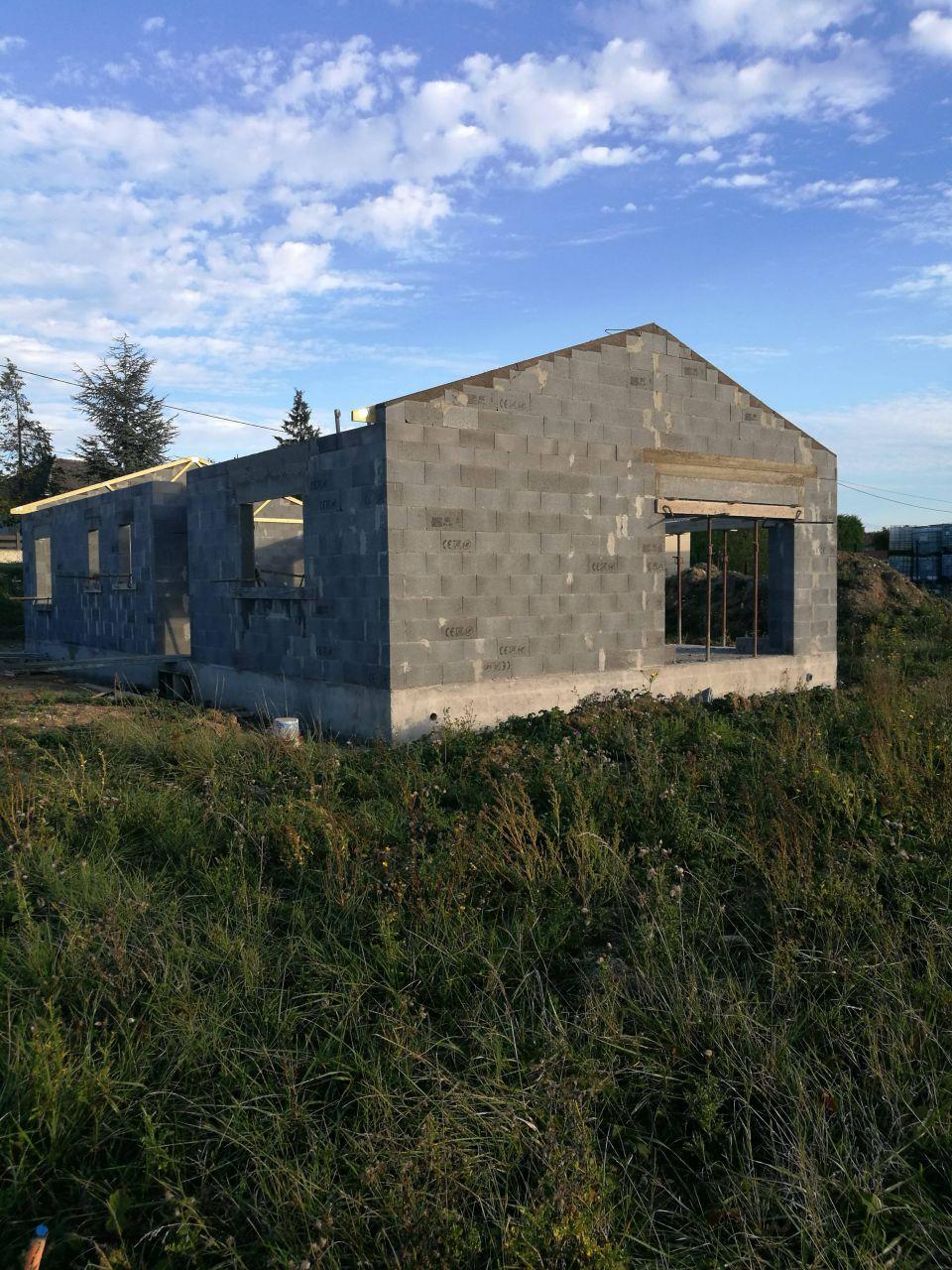 Maison vu Ouest