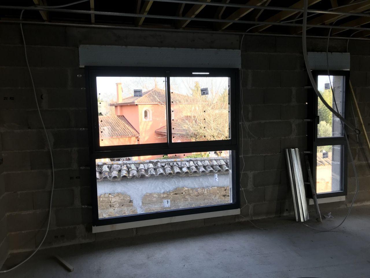 Dernière fenêtre