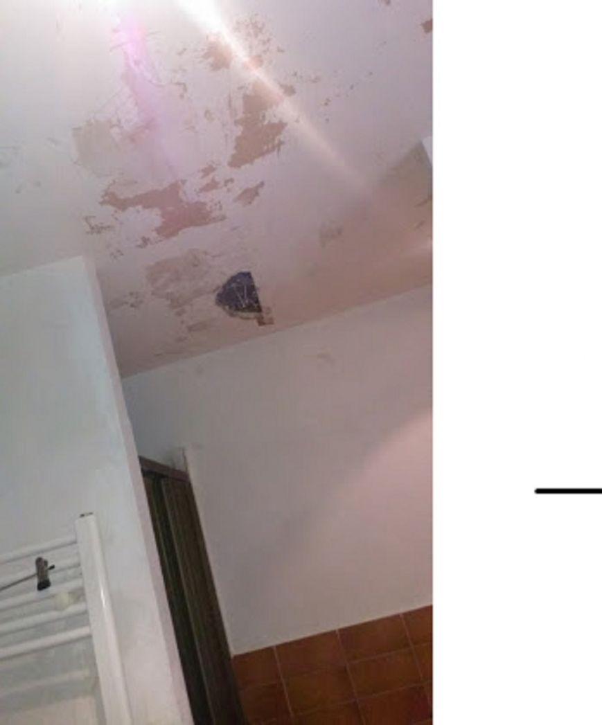 Peinture écaillée dans salle de bain suite infiltration - 19 messages