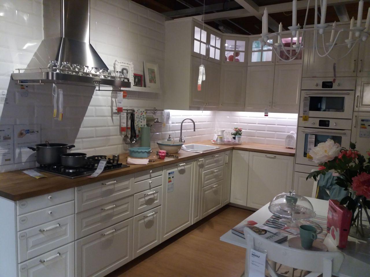 choix du modèle de la cuisine