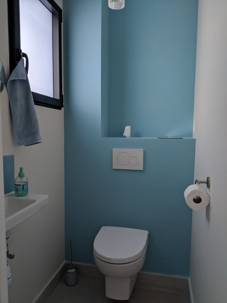 Toilette RDC