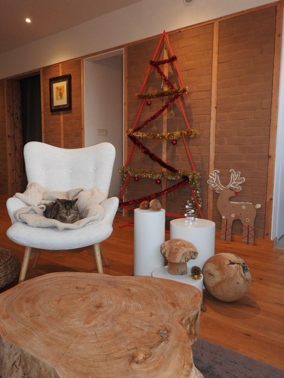 Nouvelle table et déco de Noël