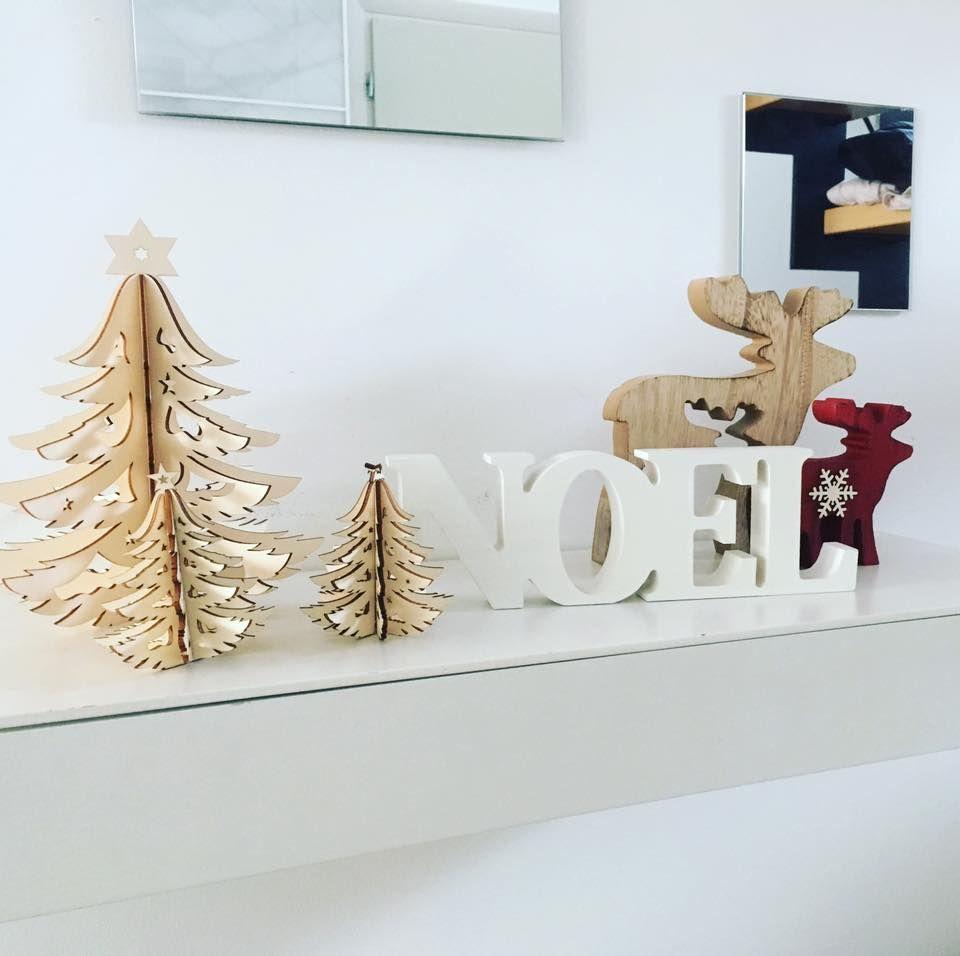 Déco de Noël 2017