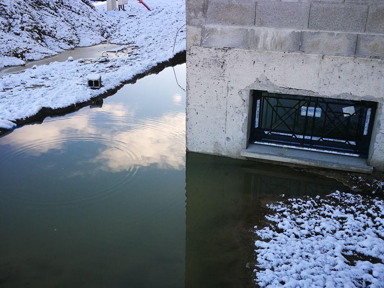 Inondation du sous sol3