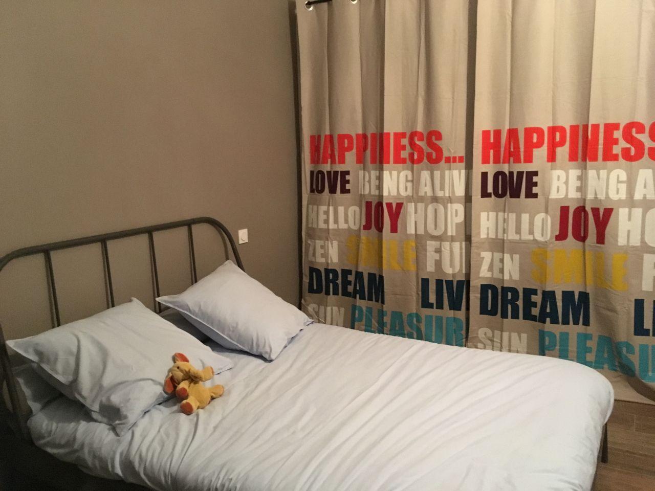 Chambre de notre petit dernier, RAVI de sa nouvelle chambre.... c'est l'essentiel !!!