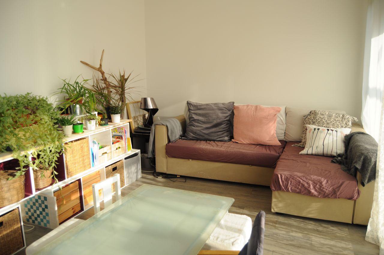 réaménagement du salon