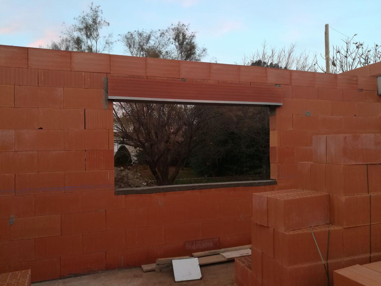 Fin des murs - fenêtre panoramique salon