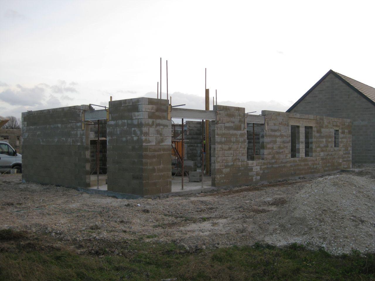 façade arrière