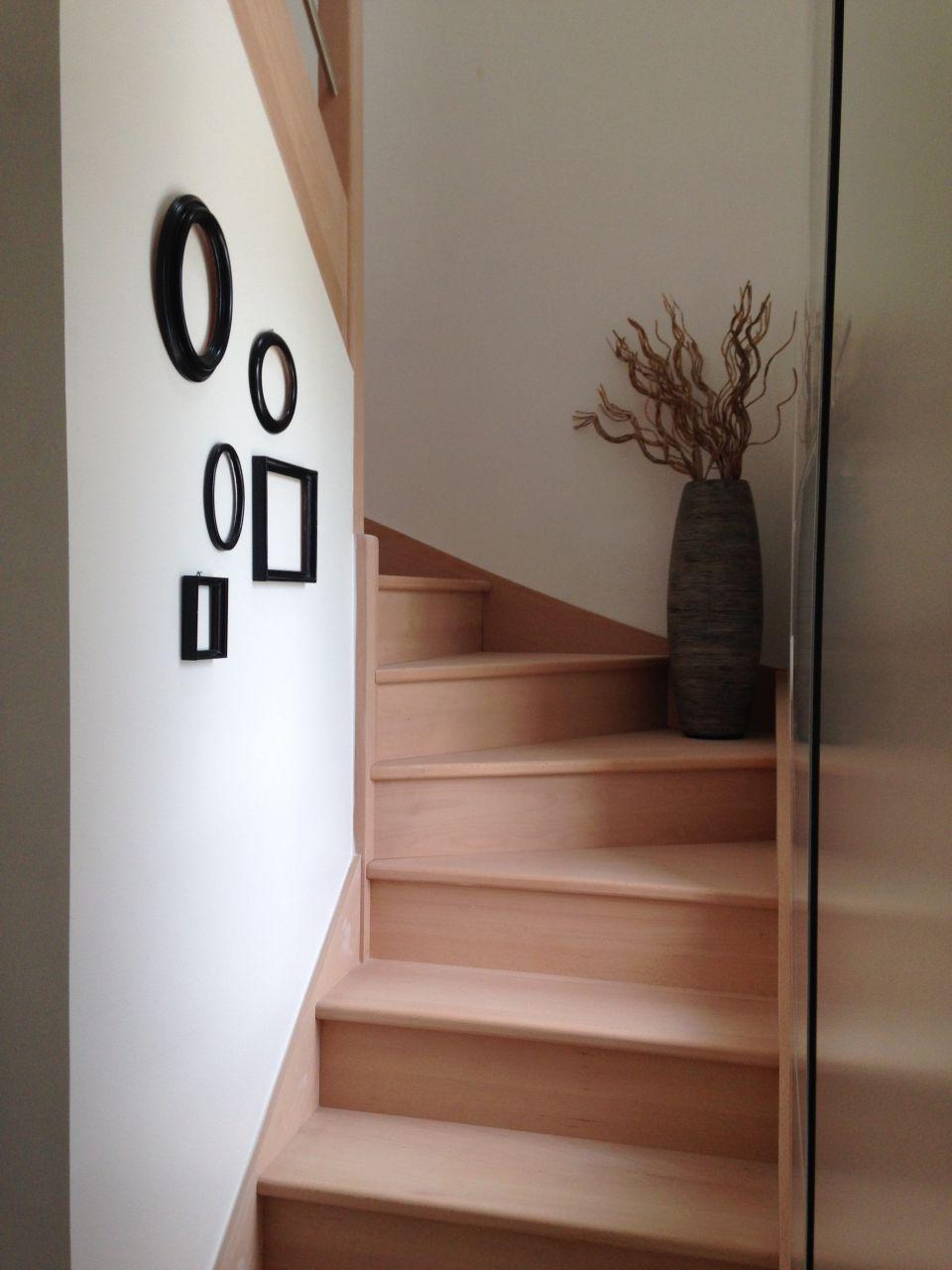 L'escalier se fait une beauté!