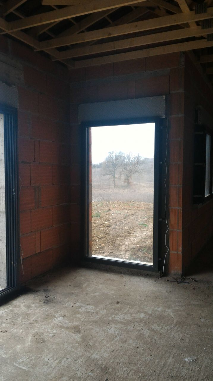Fenêtre fixe en 120